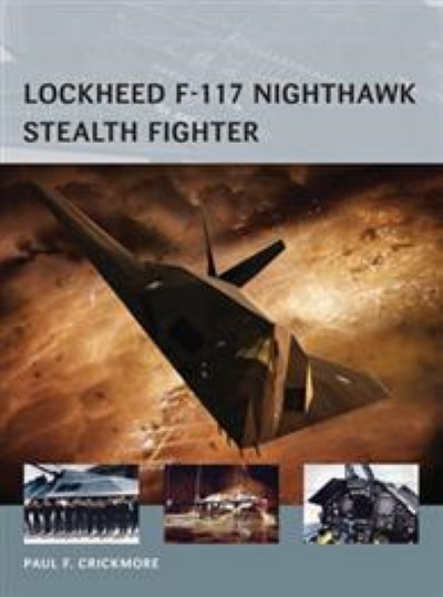 >AIRV16 LOCKHEED F-117 NIGHTAWK STEALTH FIGHTER<