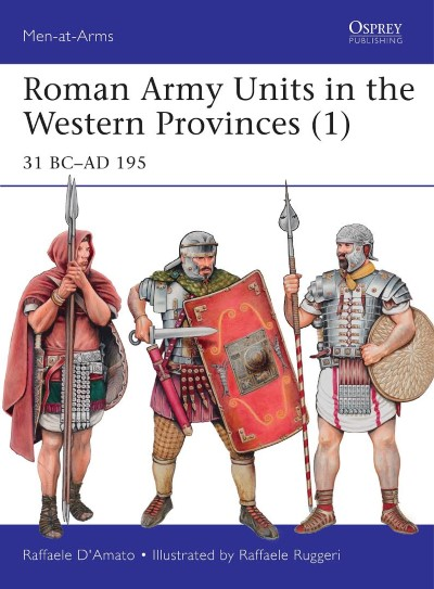 >MAA506 ROMAN ARMY UNITS IN THE WESTERN PROVINCES (1) 31 BC-AD 195<