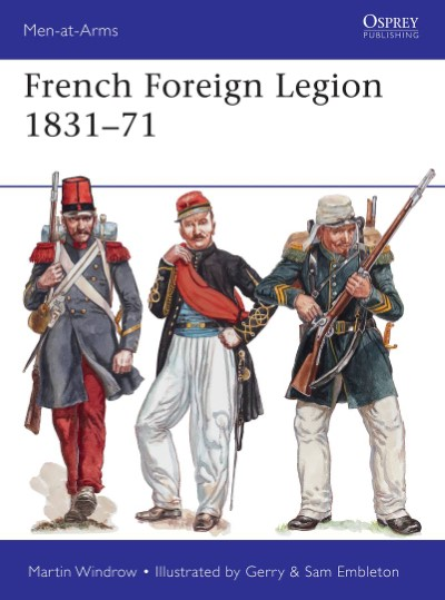 >MAA509 FRENCH FOREIGN LEGION 1931-1971<