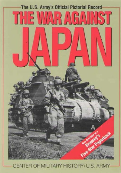 >THE WAR AGAINST JAPAN<
