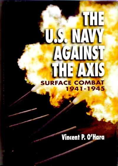 >THE US NAVY AGAINST THE AXIS <