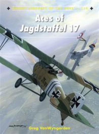 >ACE118 ACES OF JAGDSTAFFEL 17<