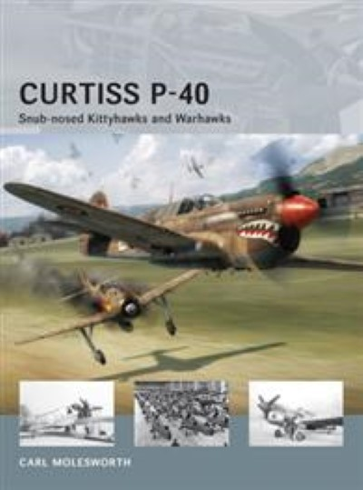 >AIRV11 CURTISS P-40 SNUB-NOSED KITTYHAWKS AND WARHAWKS<