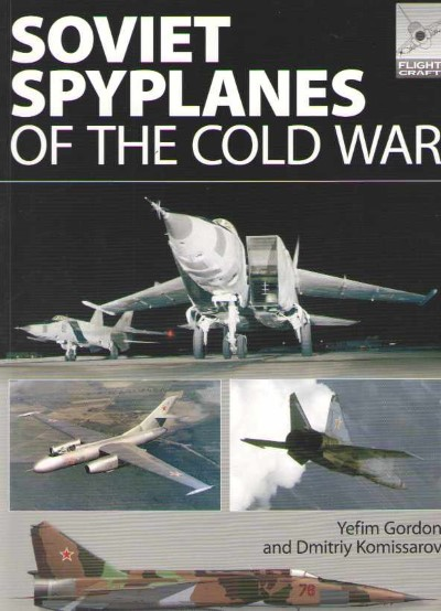 >SOVIET SPYPLANE OF THE COLD WAR<