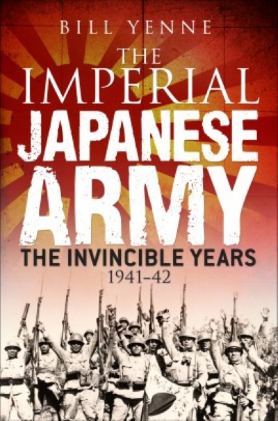 >THE IMPERIAL JAPANESE ARMY<