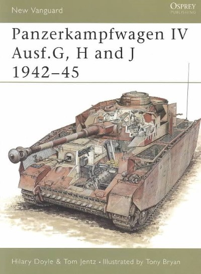 >NV39 PANZERKAMPFWAGEN IV AUSF.G, H AND J 1942-45<