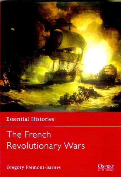 >EH7 FRENCH REVOLUTIONARY WARS<