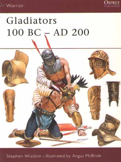 >WAR39 GLADIATORS 100 BC-AD200<