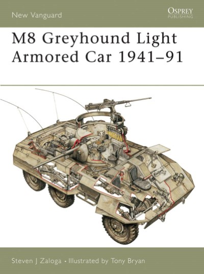 >NV53 M8 GREYHOUND LIGHT ARMORED CAR 1941-91<
