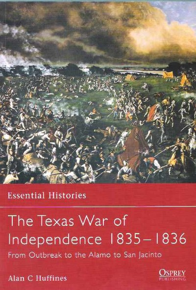 >EH50 TEXAS WAR OF INDEPENDENCE 1835-1836 <
