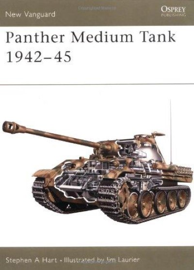 >NV67PANTHER MEDIUM TANK 1942-45<