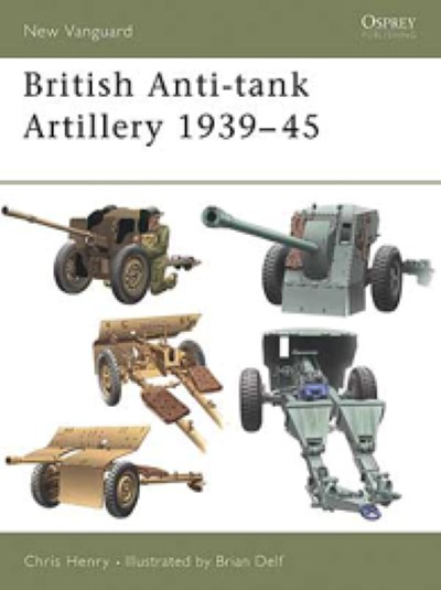 >NV98 BRITISH ANTI-TANK ARTILLERY 1939–45<