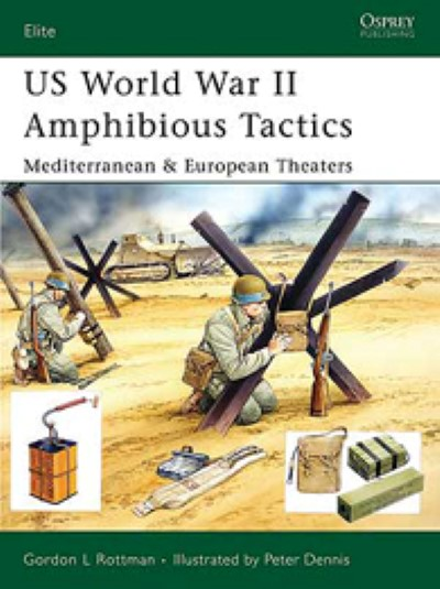 >ELI144 US WORLD WAR II AMPHIBIOUS TACTICS. MEDITERRANEAN e EUROPEAN THEATERS<
