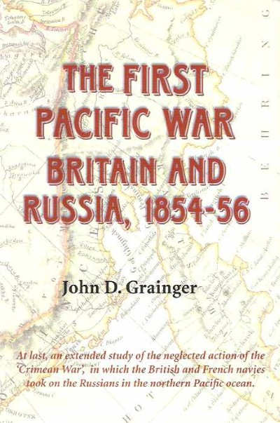 >THE FIRST PACIFIC WAR<