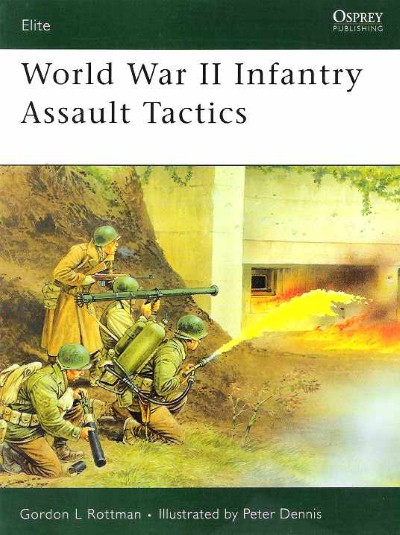 >ELI160 WORLD WAR II INFANTRY ASSAULT TACTICS<