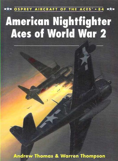 >ACE84 AMERICAN NIGHTFIGHTER ACES OF WORLD WAR 2<