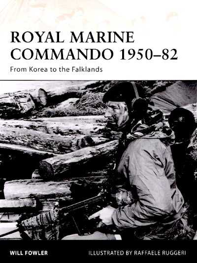 >WAR137 ROYAL MARINE COMMANDO 1950-82<