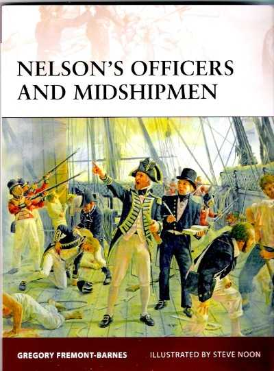 >WAR131 NELSON'S OFFICERS AND MIDSHIPMEN<