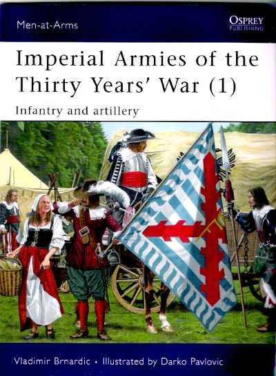 >MAA457 IMPERIAL ARMIES OF THE THIRTY YEARS' WAR (1)<