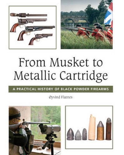>FROM MUSKET TO METALLIC CARTRIDGE<