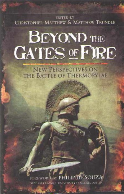 >BEYOND THE GATES OF FIRE<