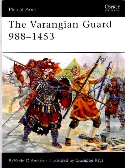 >MAA459 THE VARANGIAN GUARD 988-1453<