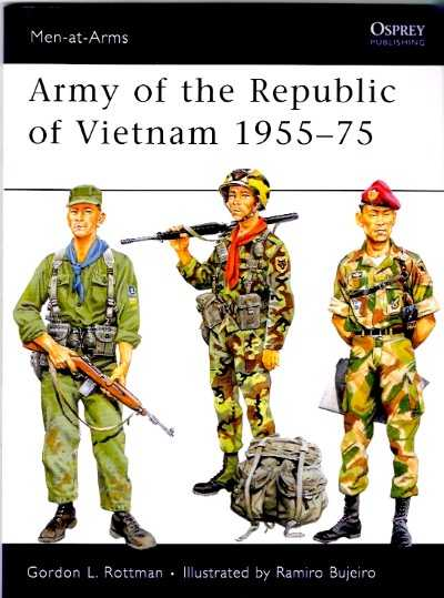 >MAA458 ARMY OF THE REPUBLIC OF VIETNAM 1955-75<