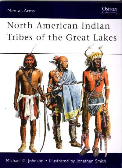 >MAA467 NORTH AMERICAN INDIAN TRIBES OF THE GREAT LAKES<