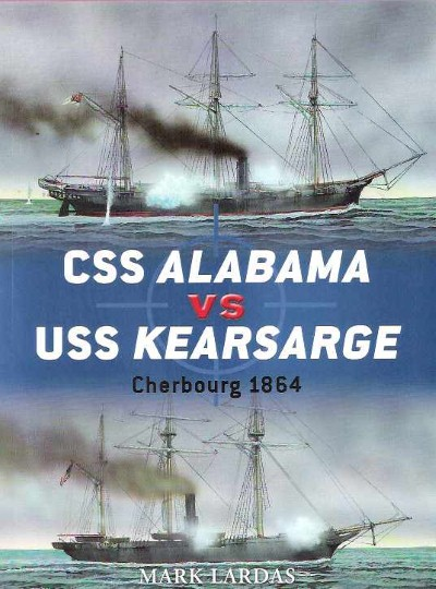 >DUEL40 CSS ALABAMA VS US KEARSARGE<