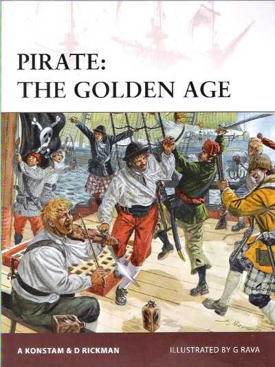 >WAR158 PIRATE: THE GOLDEN AGE<