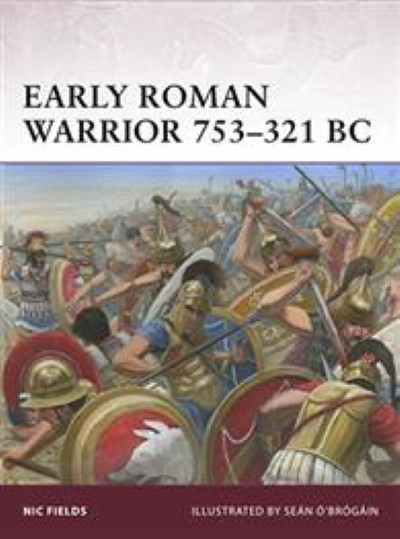 >WAR156 EARLY ROMAN WARRIOR 753-321 BC<