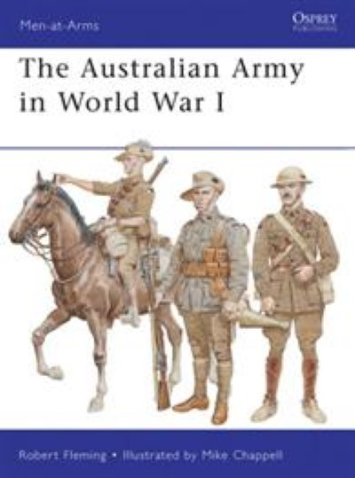 >MAA478 THE AUSTRALIAN ARMY IN WORLD WAR I<