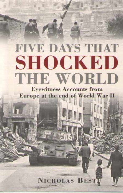 >FIVE DAYS THAT SHOCKED THE WORLD<