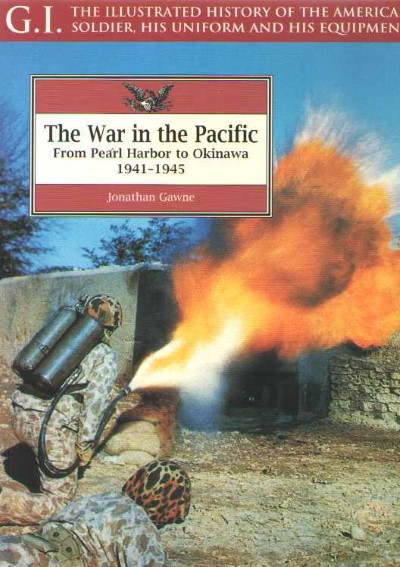 >THE WAR IN THE PACIFIC<