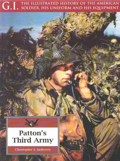 >PATTON'S THIRD ARMY<
