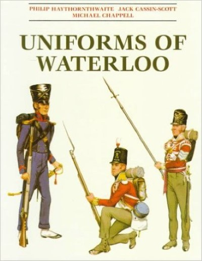 >UNIFORMS OF WATERLOO<