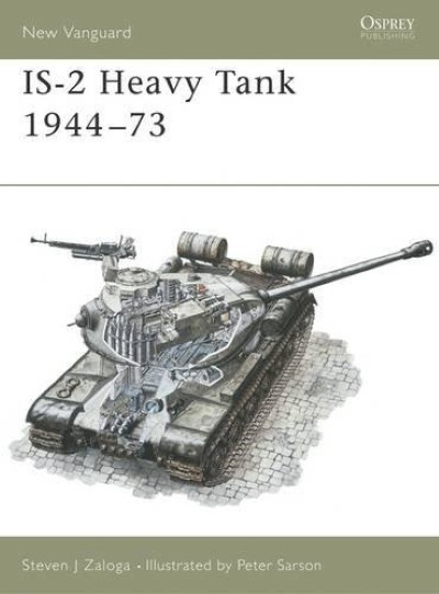 >NV7 IS-2 HEAVY TANK 1944-73<