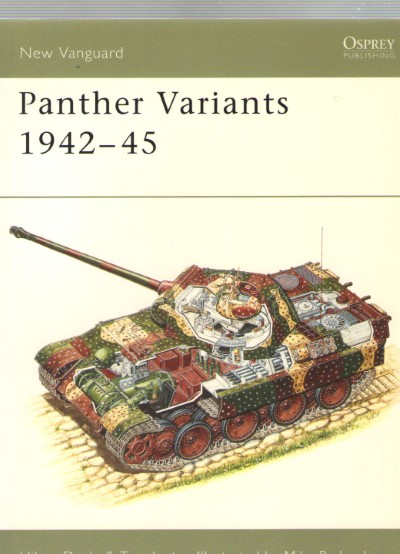 >NV22 PANTHER VARIANTS 1942-45<