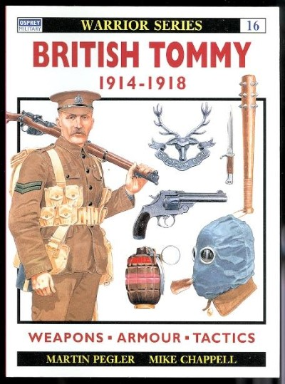 >WAR16 BRITISH TOMMY 1914-1918<
