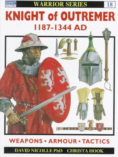 >WAR18 KNIGHT OF OUTREMER 1187-1344 AD<
