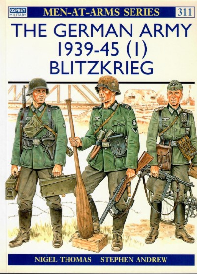 >MAA311 THE GERMAN ARMY 1939-45 (1) BLITZKRIEG<
