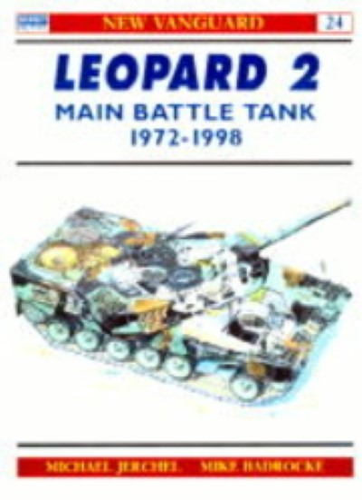 >NV24 LEOPARD 2 MAIN BATTLE TANK 1979-1998<