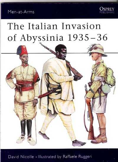 >MAA309 THE ITALIAN INVASION OF ABYSSINIA 1935-36<