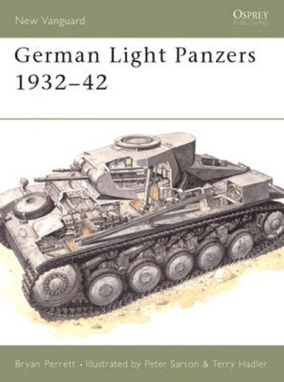 >NV26GERMAN LIGHT PANZERS 1932-42<