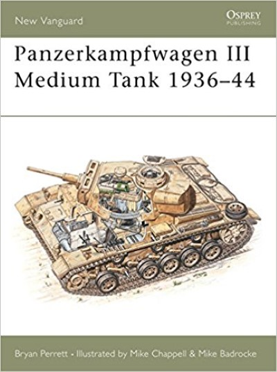 >NV27 PANZERKAMPFWAGEN III MEDIUM TANK 1936–44<