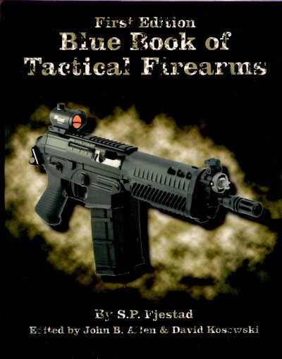 >BLUE BOOK OF TACTICAL FIREARMS<