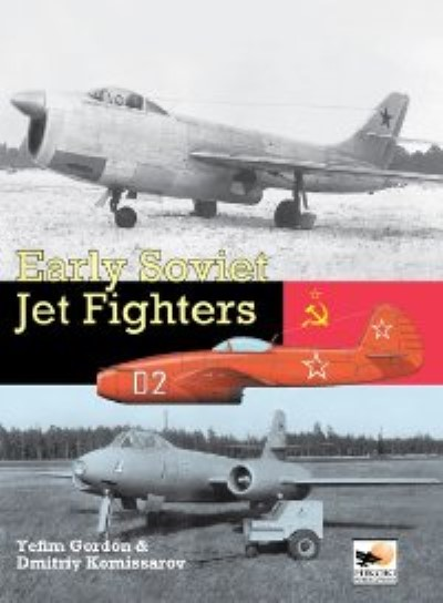 >EARLY SOVIET JET FIGHTERS<