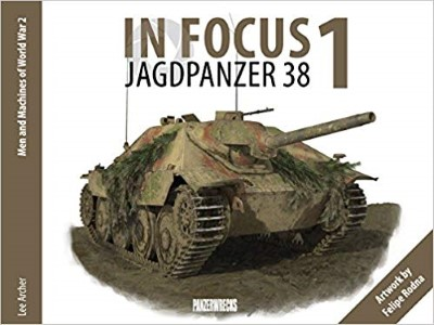 >IN FOCUS 1: JAGDPANZER 38 (T) AND G-13<