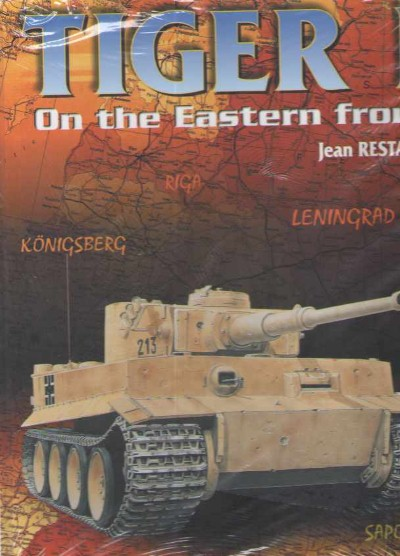 >TIGER I ON THE EASTERN FRONT<