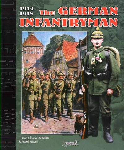>THE GERMAN INFANTRYMAN<